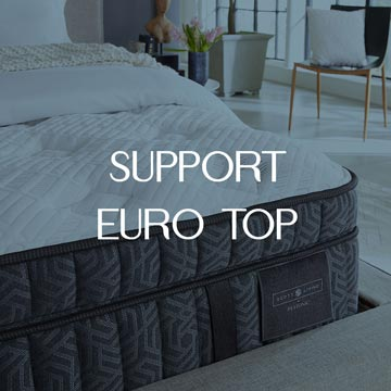 Scott Living Signature Support Euro Top Mattress
