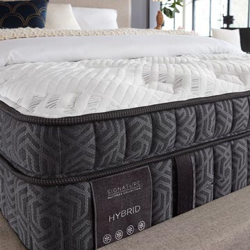 Scott Living Signature Ultra Euro Top Mattress
