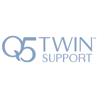 Q5 Twin Support Logo