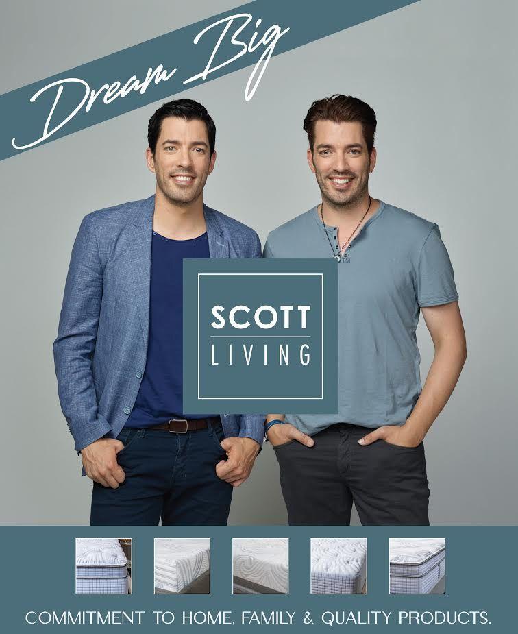 Dream Big Scott Living