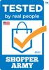 Shopper Army Badge