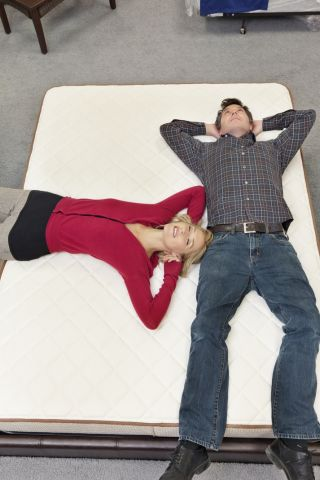 mattress testing