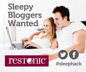 sleepy bloggers