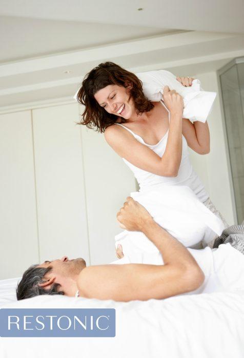 Men, women & sleep – all is fair in love and war