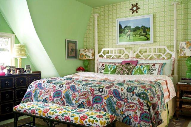 a madcap bedroom