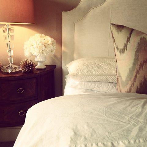 Franki's bed