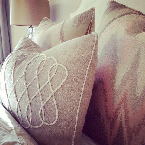 Franki's pillows