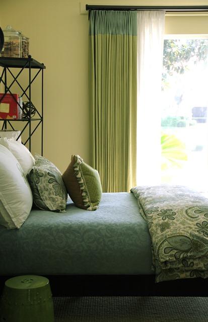 Lisa Kahn's bedroom