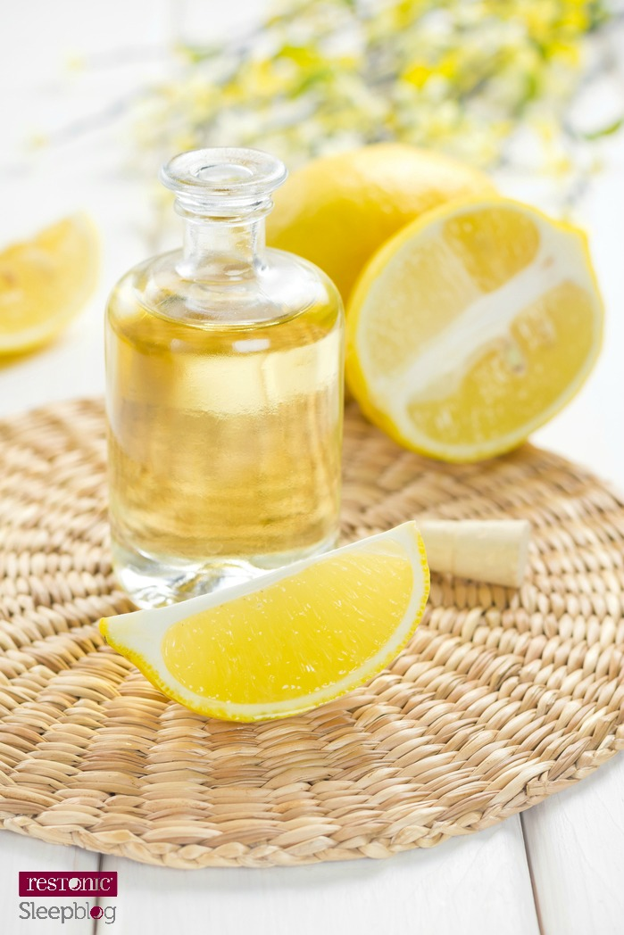 aromatherapy lemon