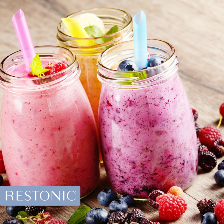 Smoothie Recipes that contain sleep-enhancing ingredients.