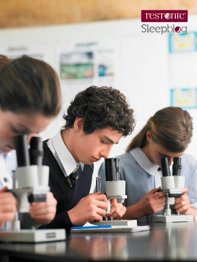 students science class