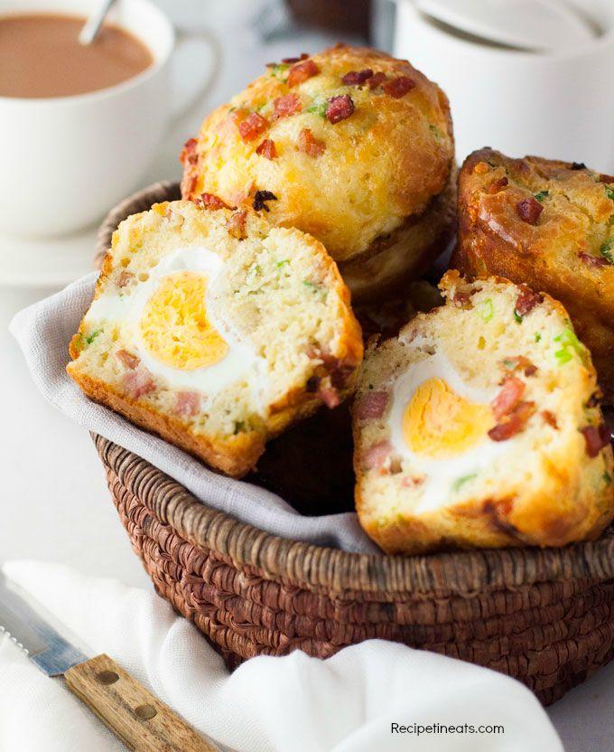 05 Bacon egg muffin