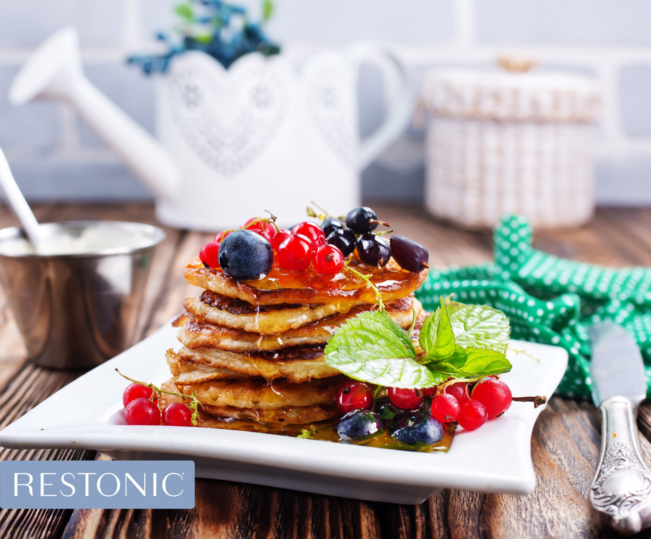 In search of the perfect pancake? We've got recipes!