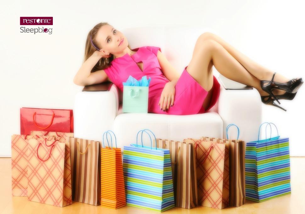Black Friday Shopping & Sleep Tips