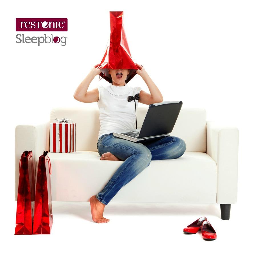 Sleep Your Holiday Stress Away