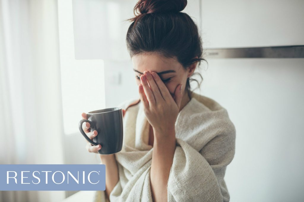 What is the flu and what does it have to do with a good night's sleep?