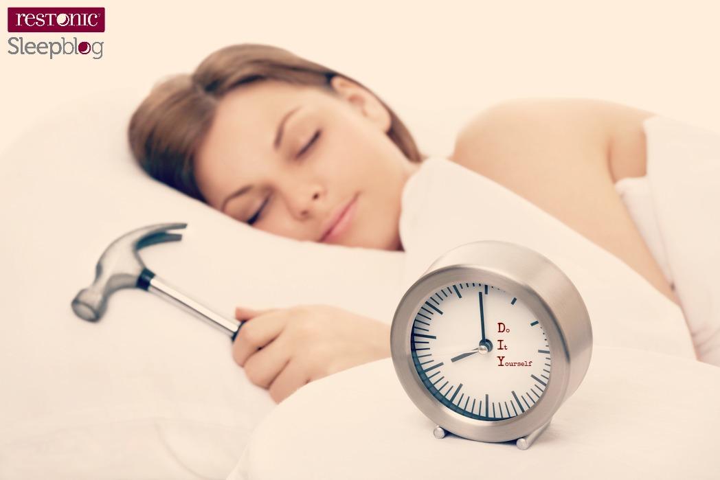 diy sleep tips