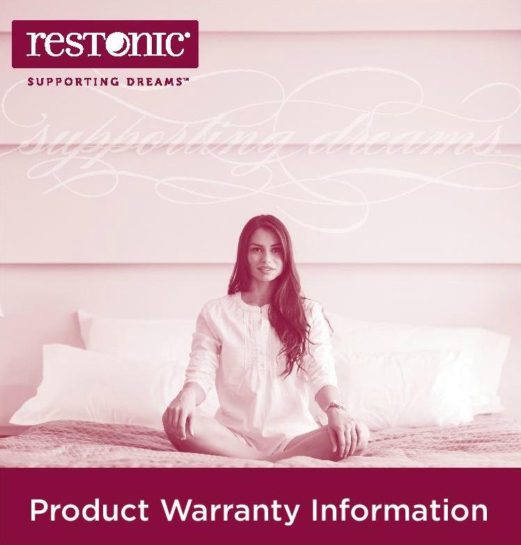 Restonic warranty