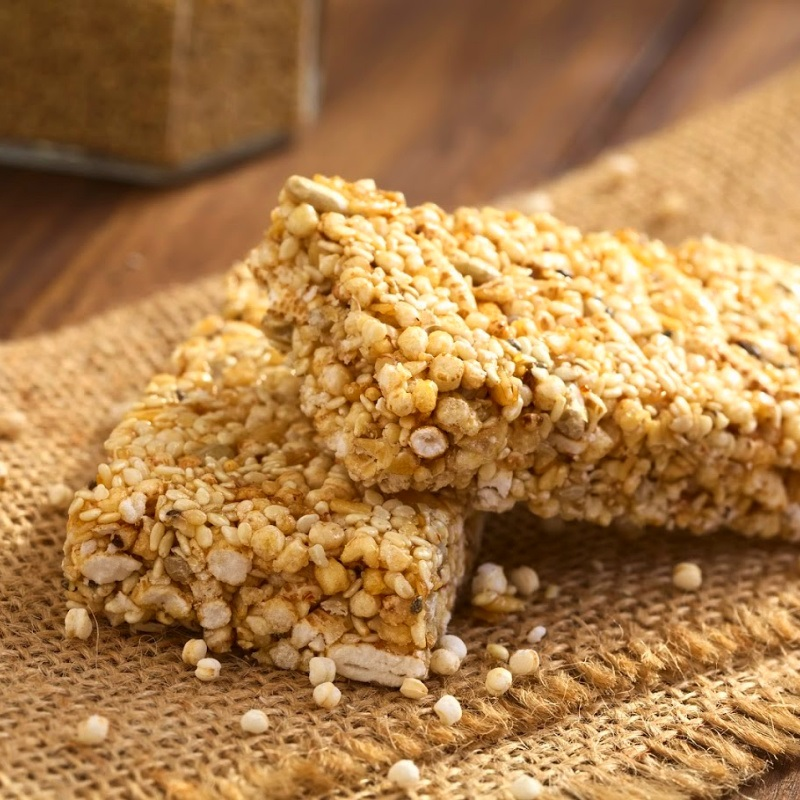 On the go cereal bar recipe