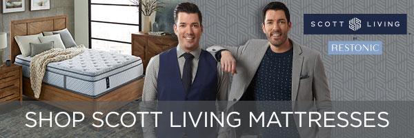 Scott Living přepravitelná matrace na spaní