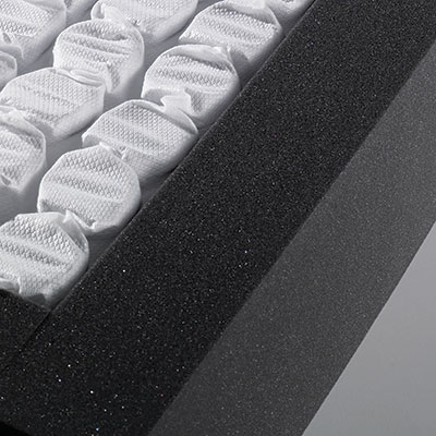 Micro Coil Mattress ComfortCare Limited Restonic
