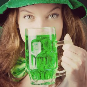 St. Paddy's Day hangover