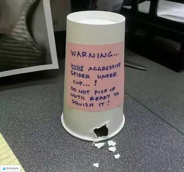 Family-friendly April Fools pranks