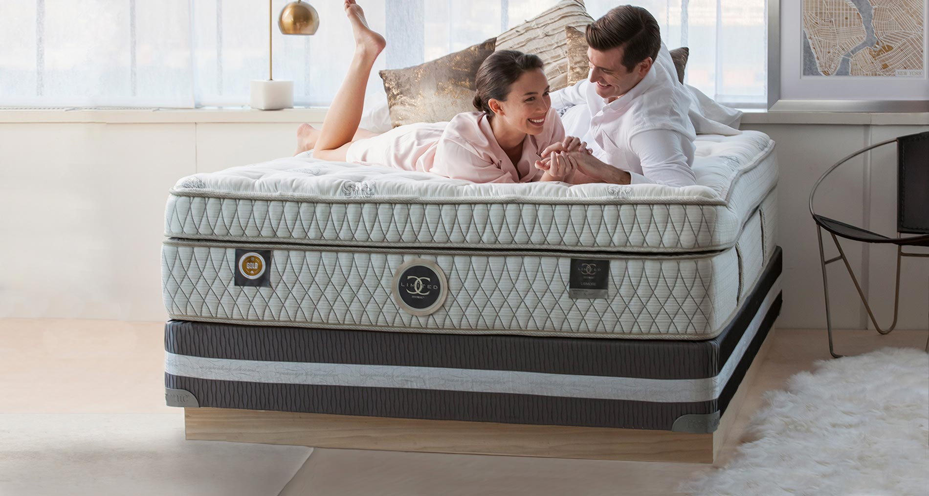Restonic mattress handcrafted mattresses since 1938 for Which mattress company is the best