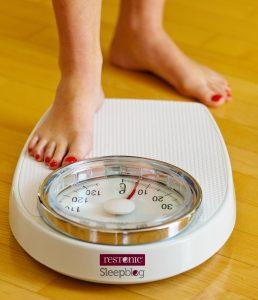 Weight gain and sleep