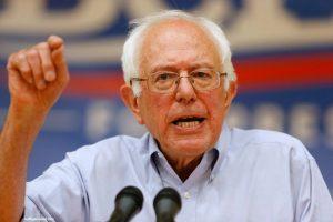 Bernie Sanders running for president