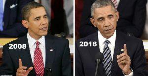 president obama sleep comparison
