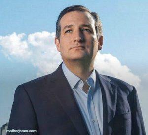 Ted Cruz running for president