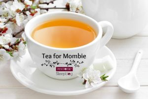 For a perfect Mother's Day, give your mother a cup of chamomile tea, served to her hot and in her favorite chair.