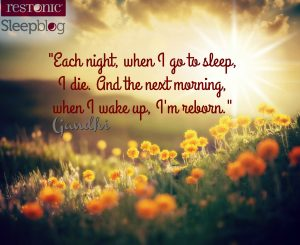 10 Motivational Quotes For Better Sleep Restonic