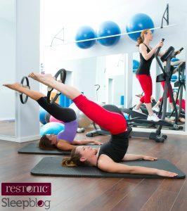 workout for better sleep