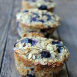 best blueberry oatmeal muffin recipe