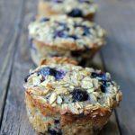 best blueberry oatmeal muffin recipe