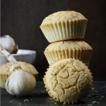 best garlic muffin recipe