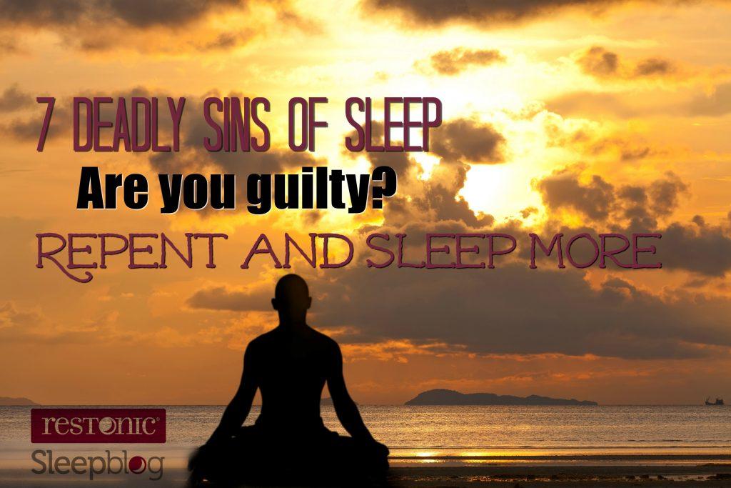 sleep sins