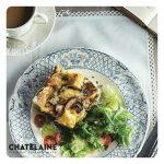 cheese and mushroom strata recipe