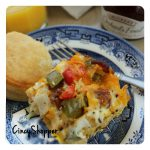 everything slow cooker casserole