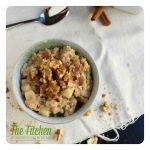 overnight oatmeal recipe