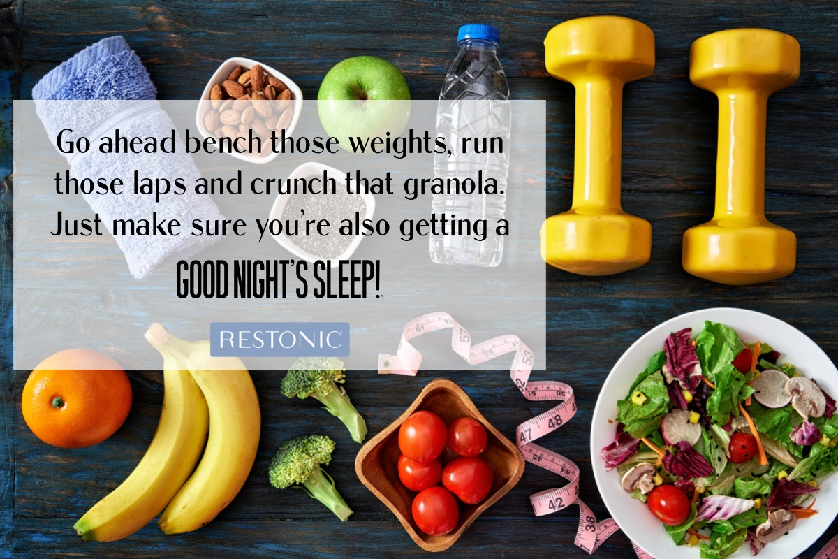 5 Ways To Help You Lose Weight While You Sleep