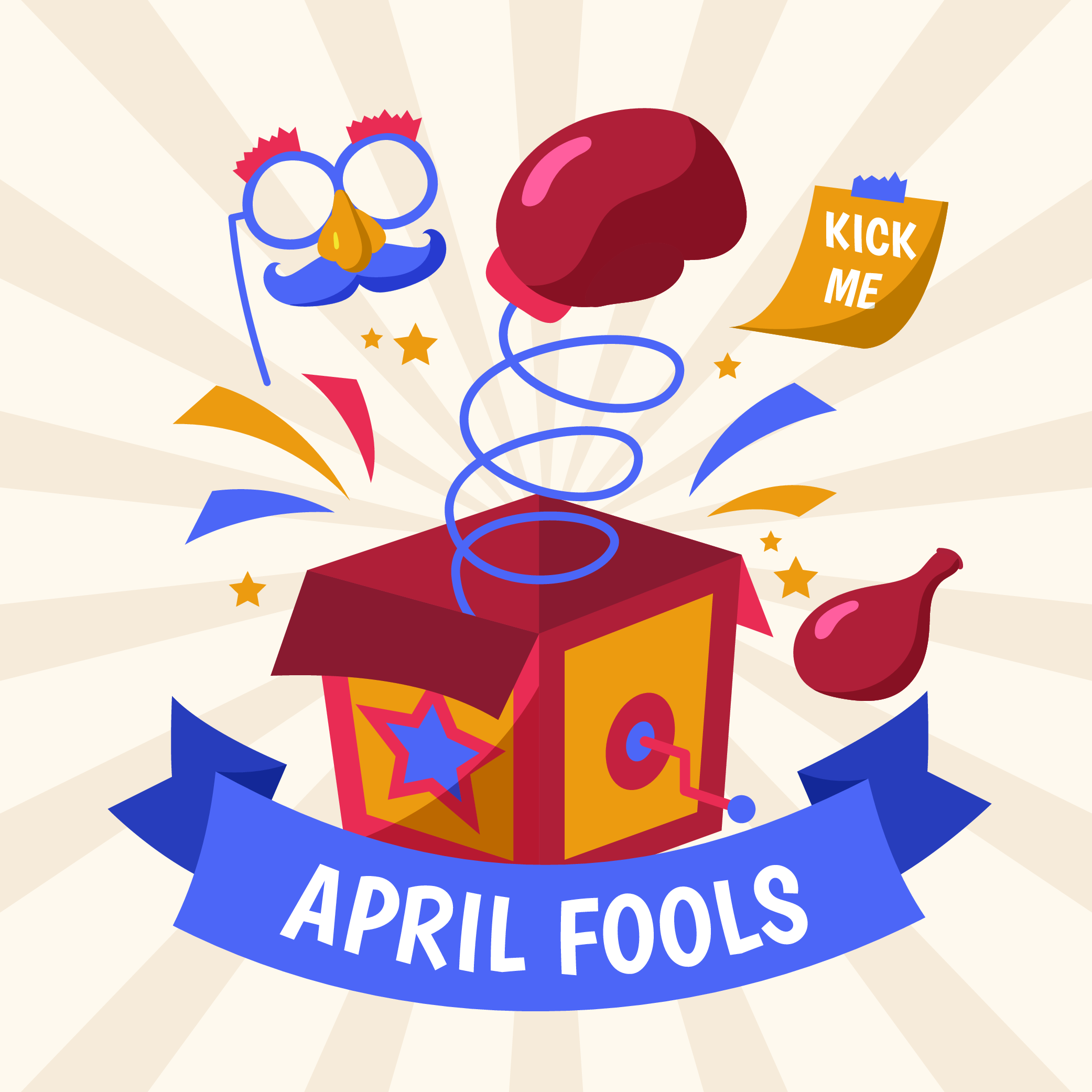 Family-Friendly April Fools' Day Pranks
