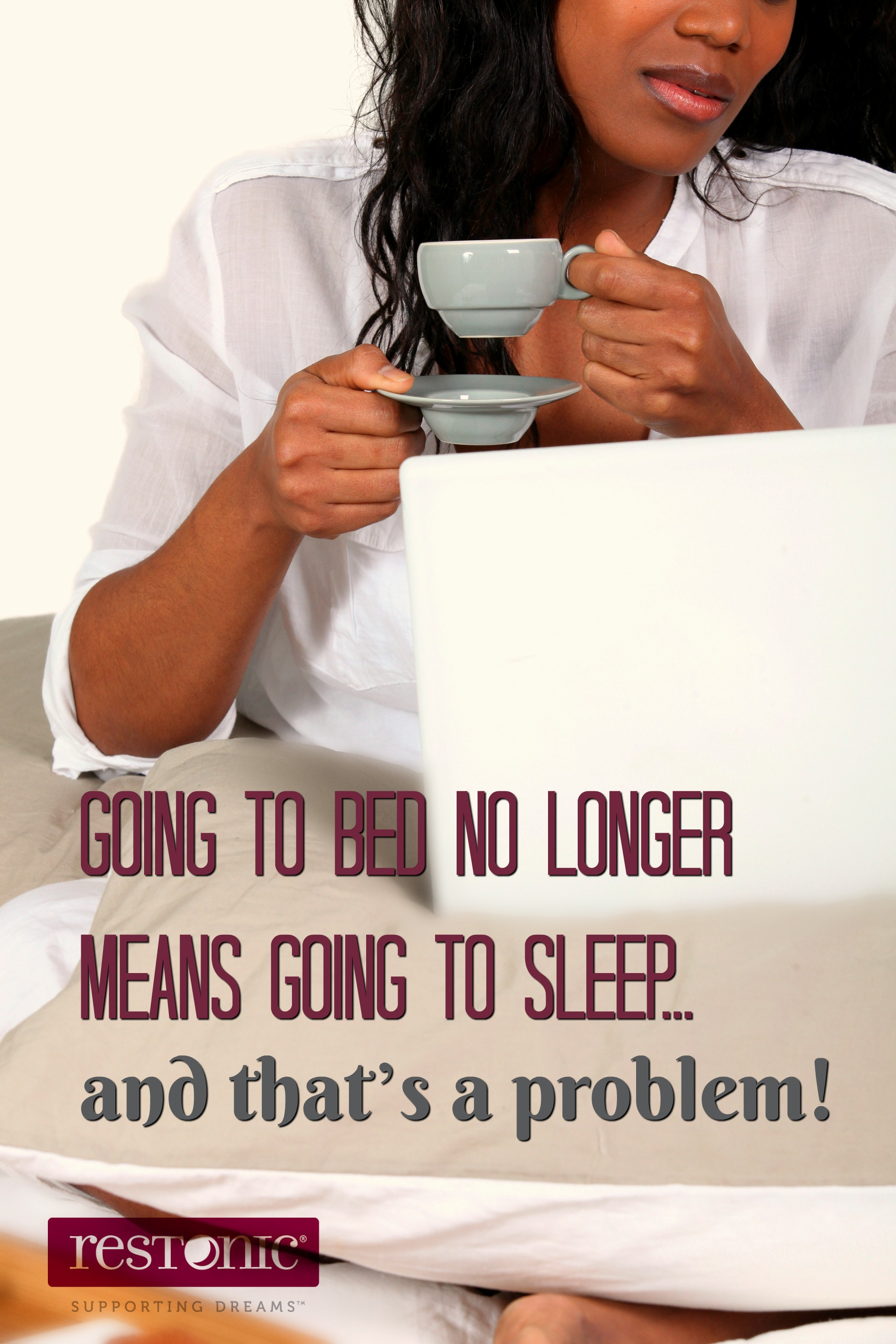 Tips to avoid sleeplessness at night.