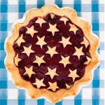 Star Spangled Berry Pie Recipe