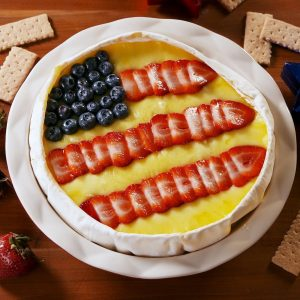 4th of July Brie Recipe
