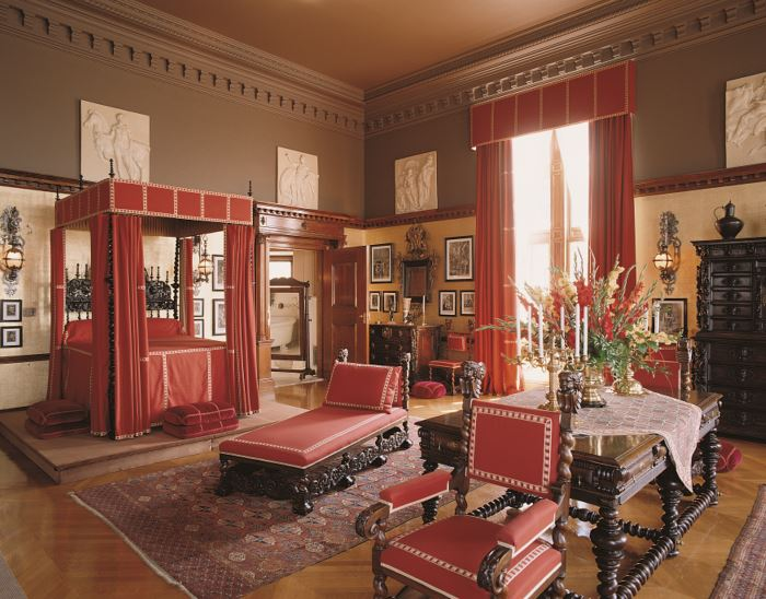 George Vanderbilt's Bedroom