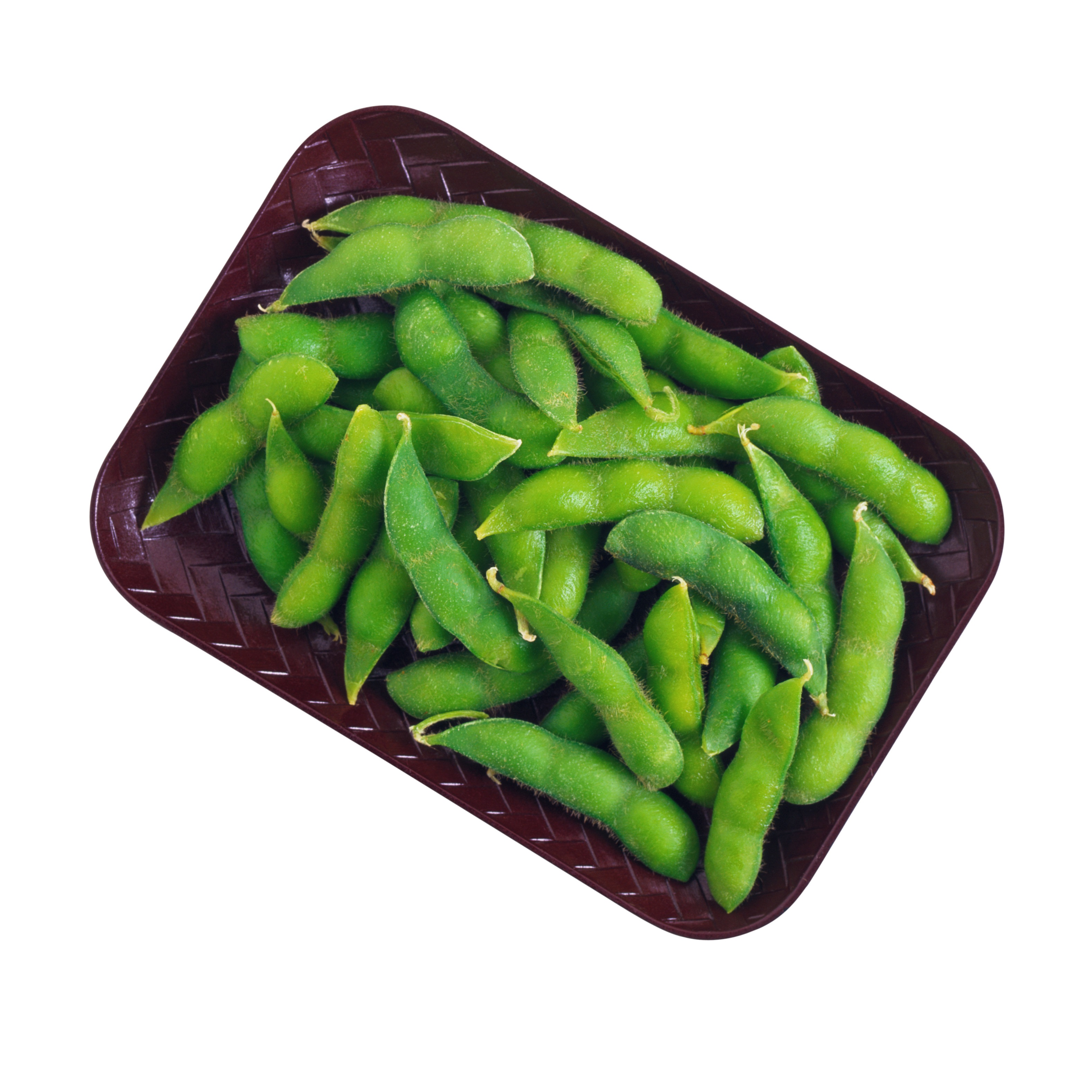 edamame beans are a great evening snack