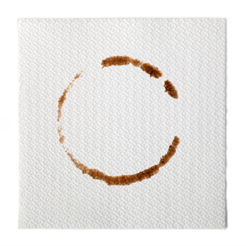Don't neglect stains on your mattress.